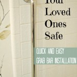 Installing Grab Bars in the Shower