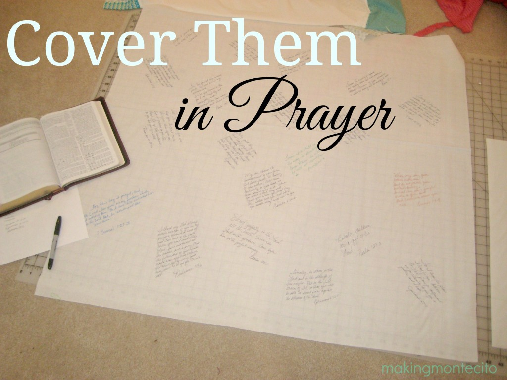 Cover Them in Prayer