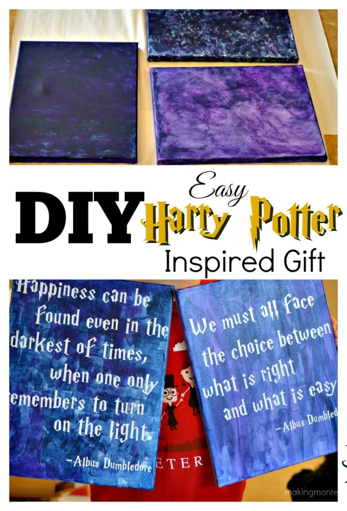 A Gift for the Harry Potter Fan in Your Life