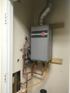 New Water Heater – AKA The FrankenHeater