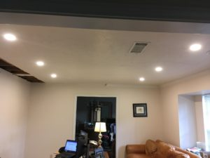 New Recessed Lighting, maybe